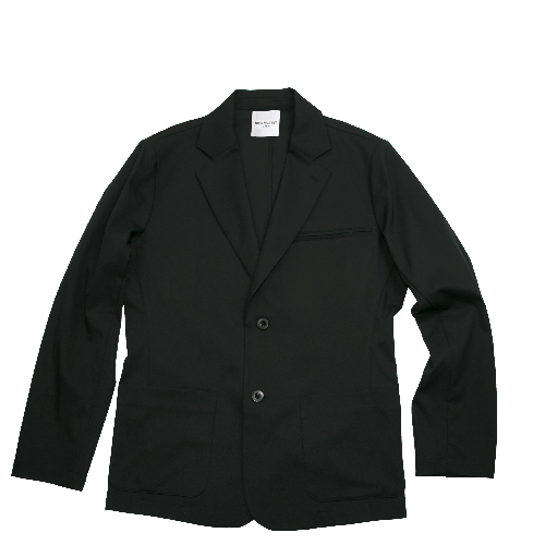 ストレッチジャケット|ブラック・メンズ